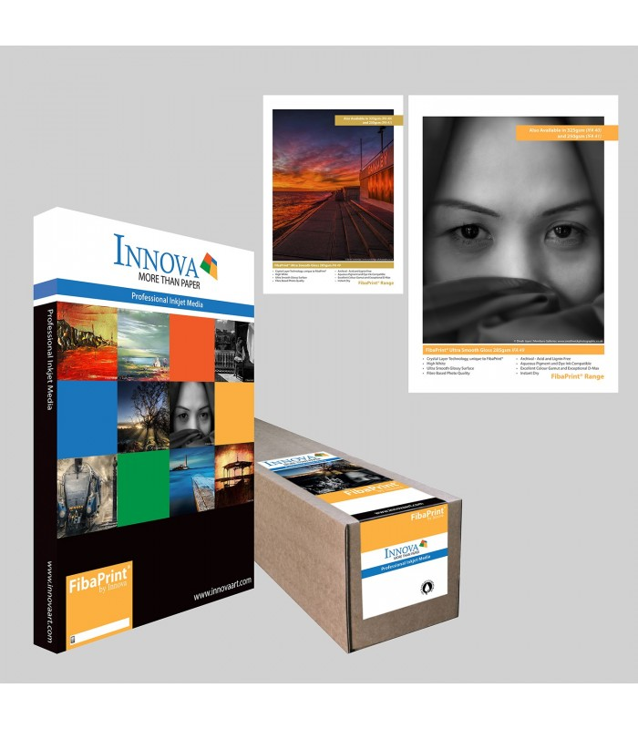 Innova FibaPrint Ultra Smooth Gloss 285gr - caja