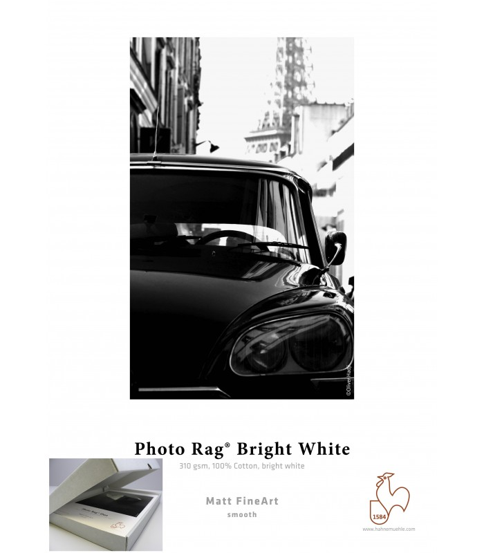 Hahnemuhle Photo Rag - Bright White 310gr