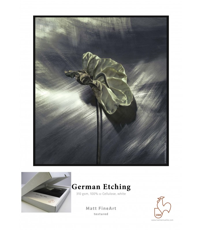 Hahnemuhle German Etching 310gr
