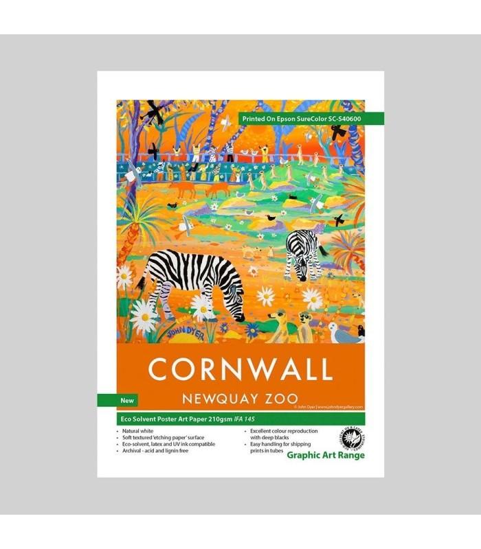 Innova Eco Solvent Poster Art Paper 210gr