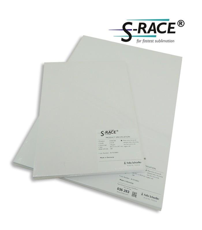 Papel sublimacion S-RACE 125gr