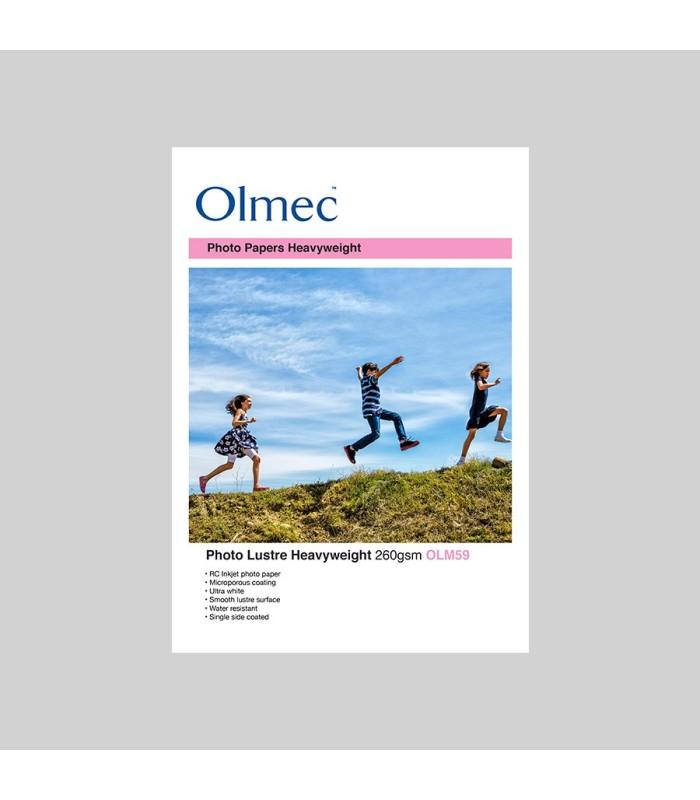 Olmec Photo Lustre 260gr OLM59 - caixa