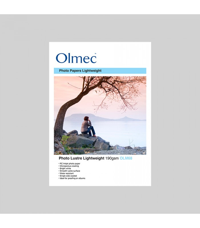 Olmec Photo Lustre 190gr OLM68 - caja
