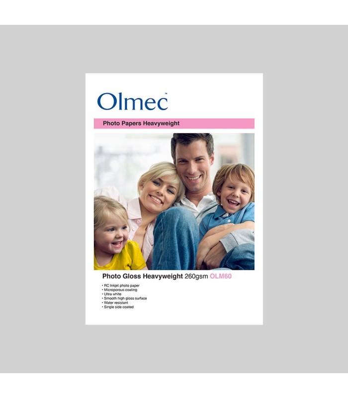 Olmec Photo Glossy 260gr OLM60- caja