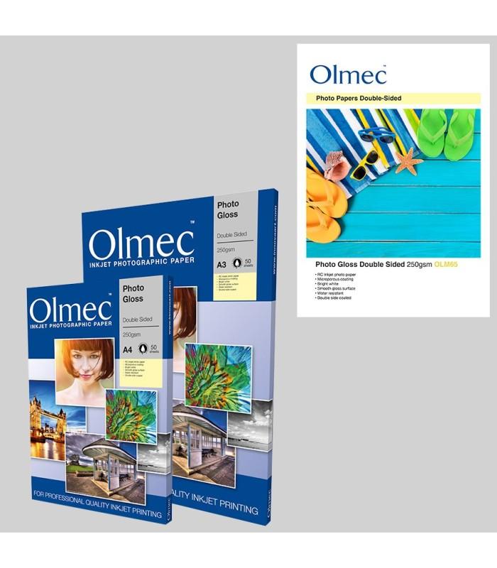 Olmec Photo Gloss Double Sided 250gr OLM65