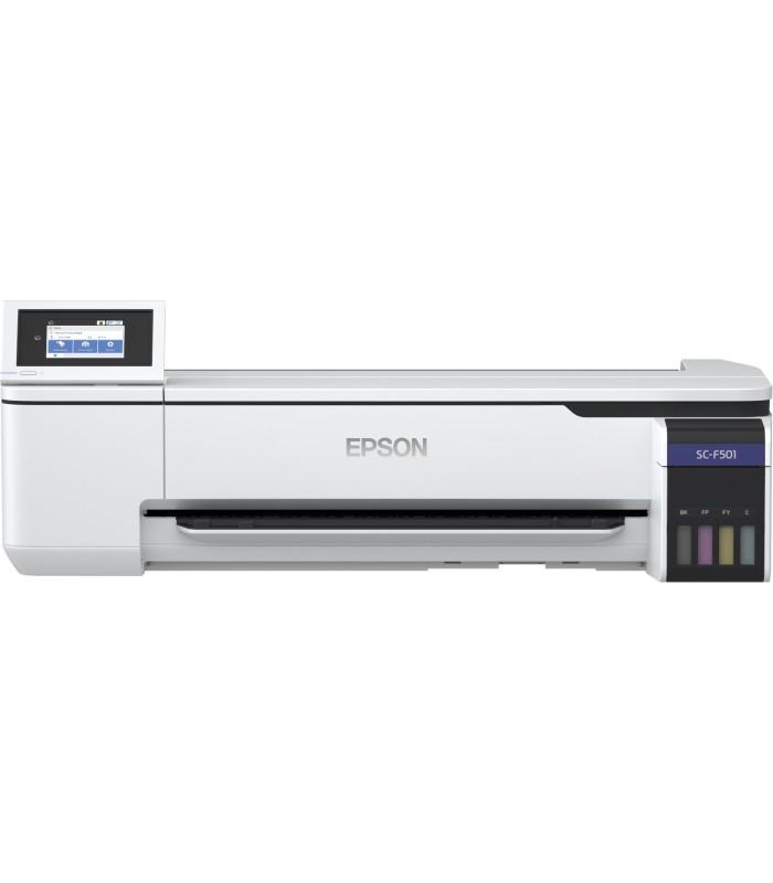 epson surecolor F501 sublimación frontal