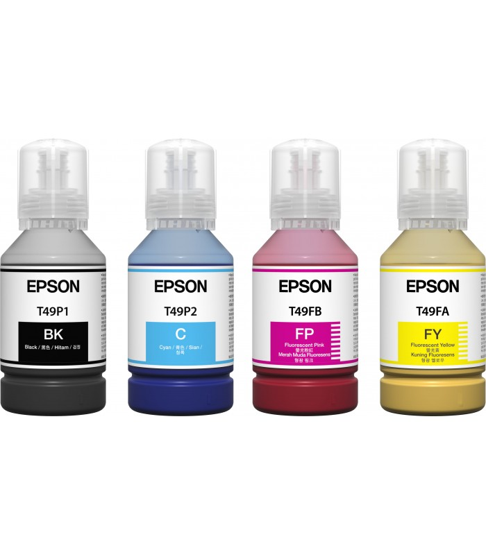 tinta epson surecolor F501 sublimació fluor