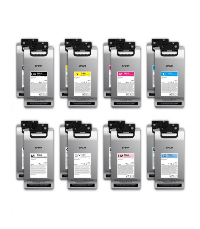 Tinta Epson Ultrachrome RS resina base agua
