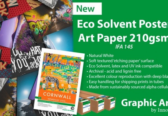 Nuevo Eco Solvent Poster Art Paper 210gr